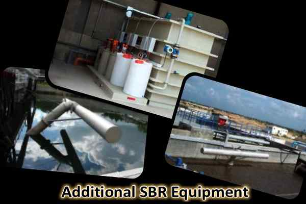 BSK®-Effluent Decanter (SBR) Innovative and Experienced Solution for Treated Wastewater Discharge , Dosing Units