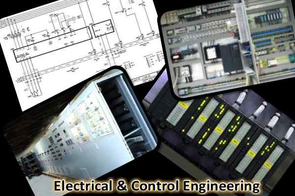 Electrical Engineering - PLC-Programming, Control Panel Manufacturing